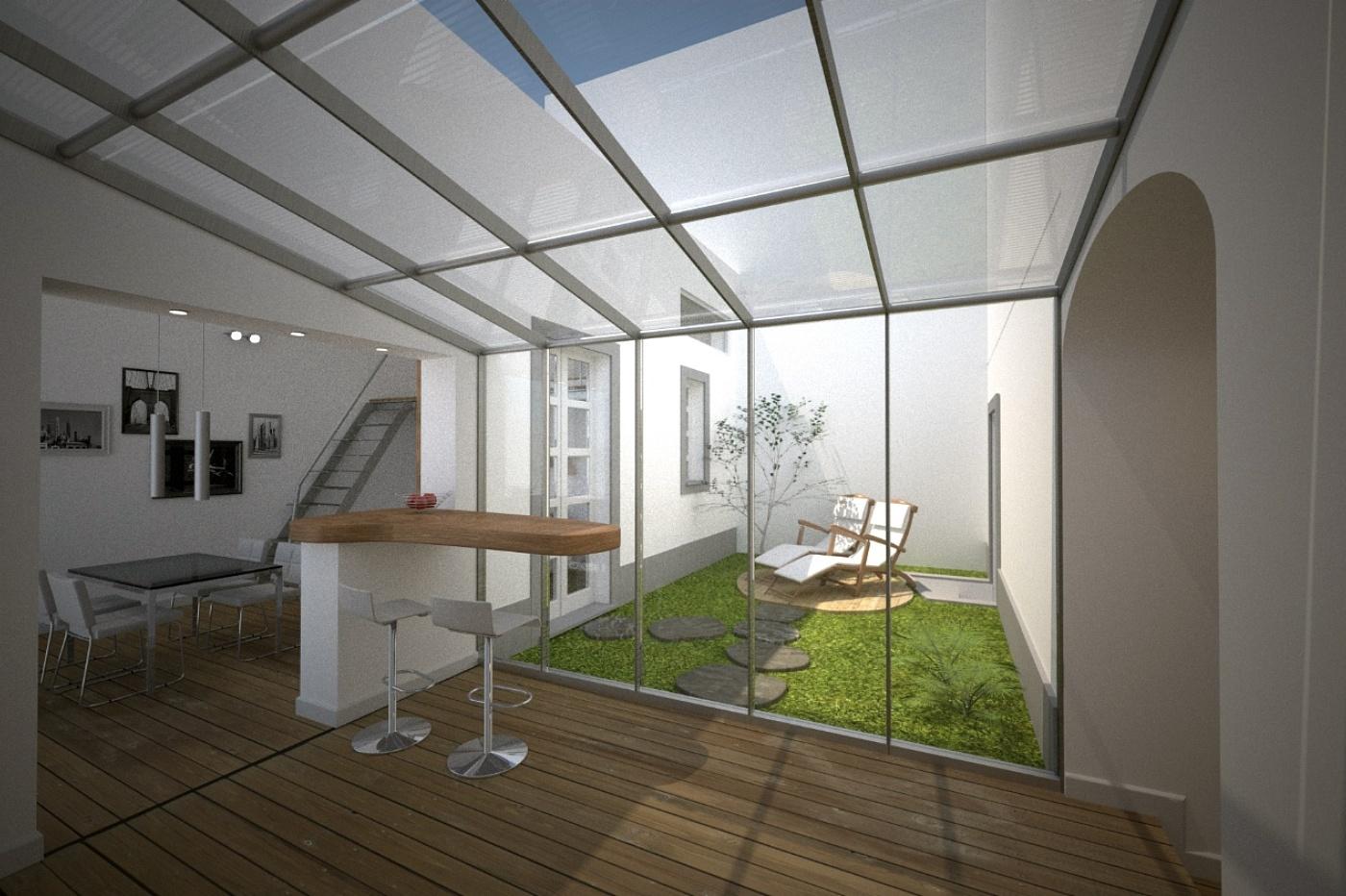 Conswork s r l ristrutturazione di immobile a toscolano for Interior design appartamenti
