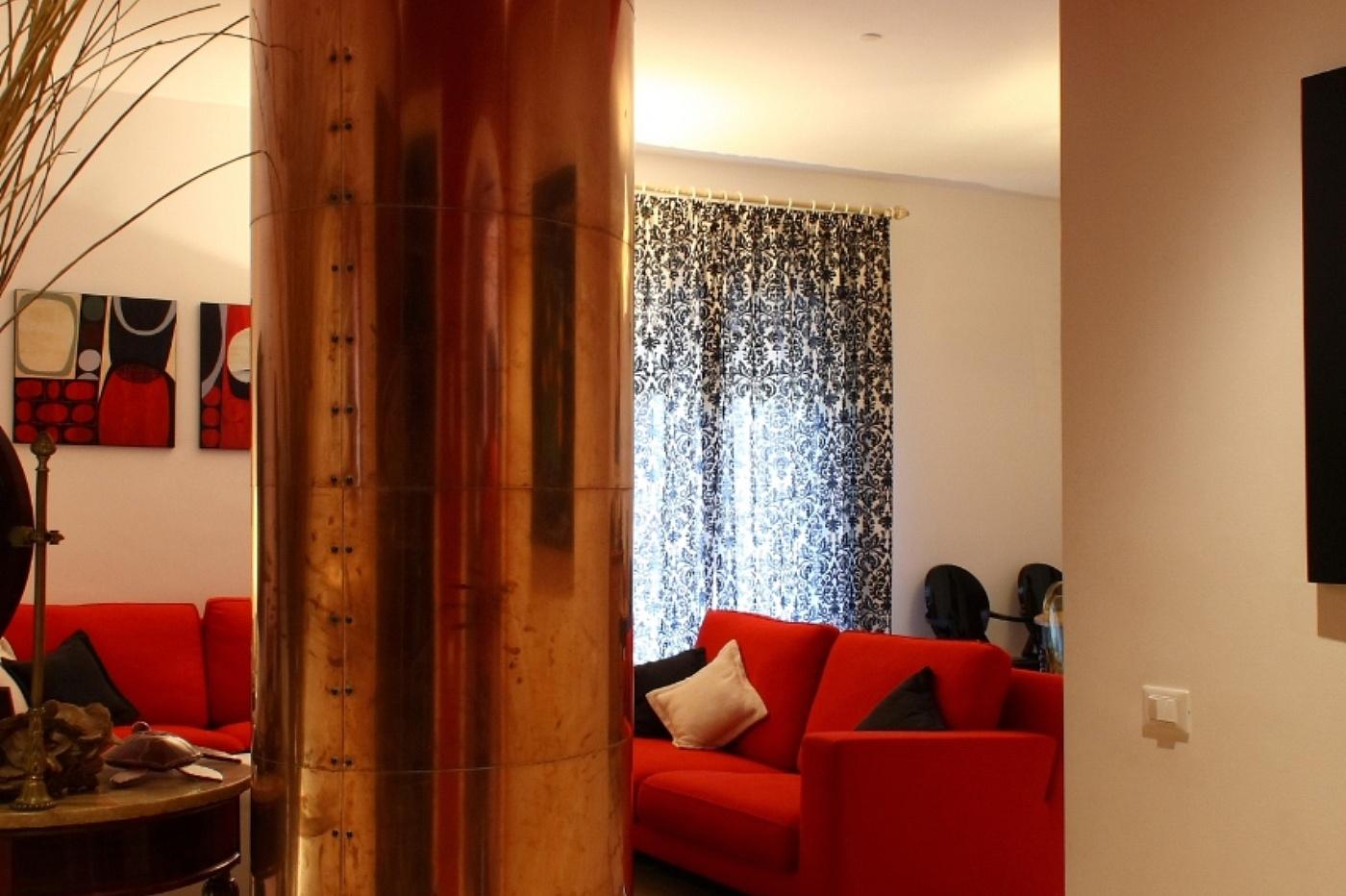 Tomasello benedetta tomasello benedetta arch di salvo for Interior design appartamenti