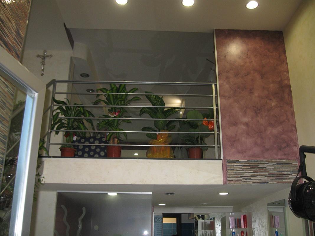 Holy studio architettura negozio per parrucchiere napoli - Interior design napoli ...