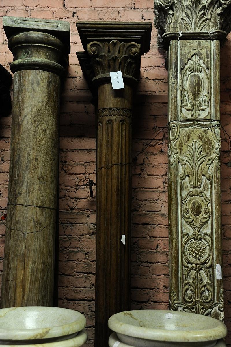 Artepronta s.a.s. - colonne di varie forme e dimensioni ...