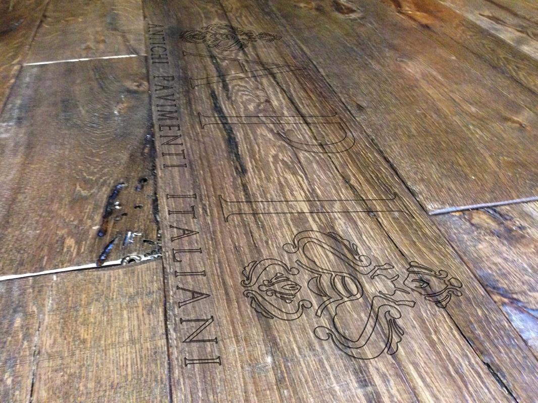 A P I - Antichi Pavimenti Italiani - Pavimento a listoni in legno ...