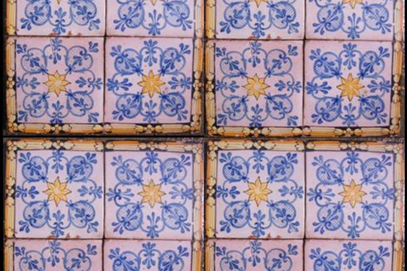 Mattonelle antiche napoletane finest mattonelle in - La riggiola piastrelle ...