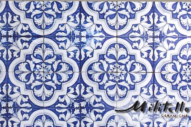 Pavimenti in maiolica in sicilia for Maioliche cucina