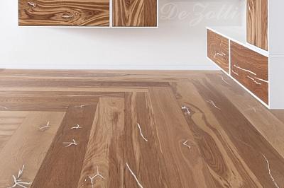 De Zotti Design - OLMO MIELE | >> TrovaPavimenti.it
