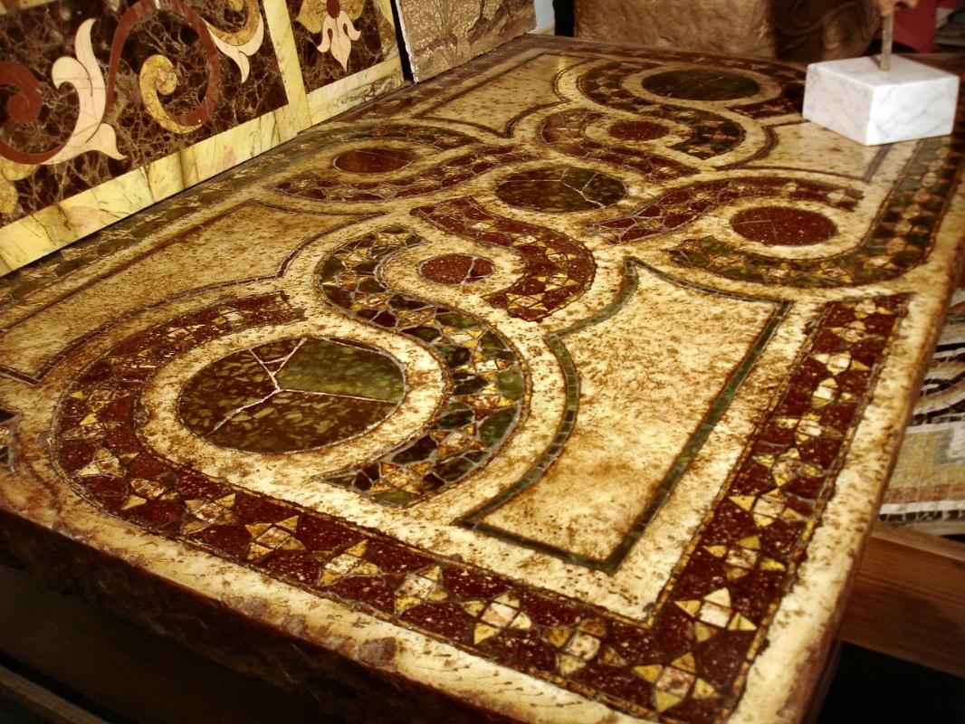Tavoli Di Marmo Da Giardino : Marmo rosa tavolo da giardino pietra tavolo con sedie panca da