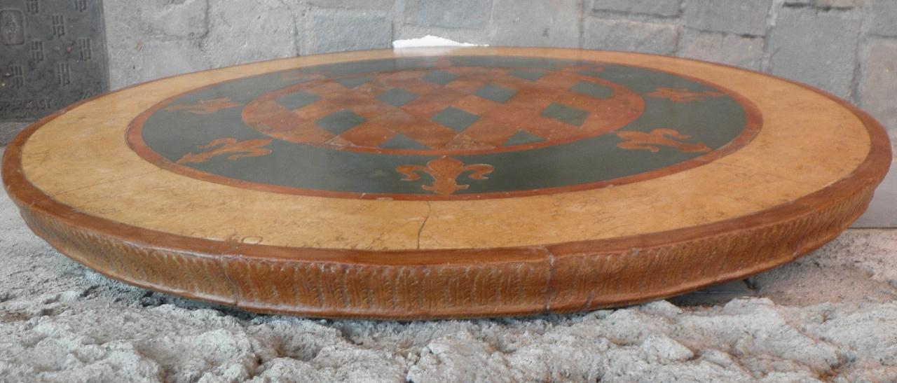 Tavoli Da Giardino Antichi.La Bottega Delle Arti Antiche Tavolo Da Giardino In Marmi