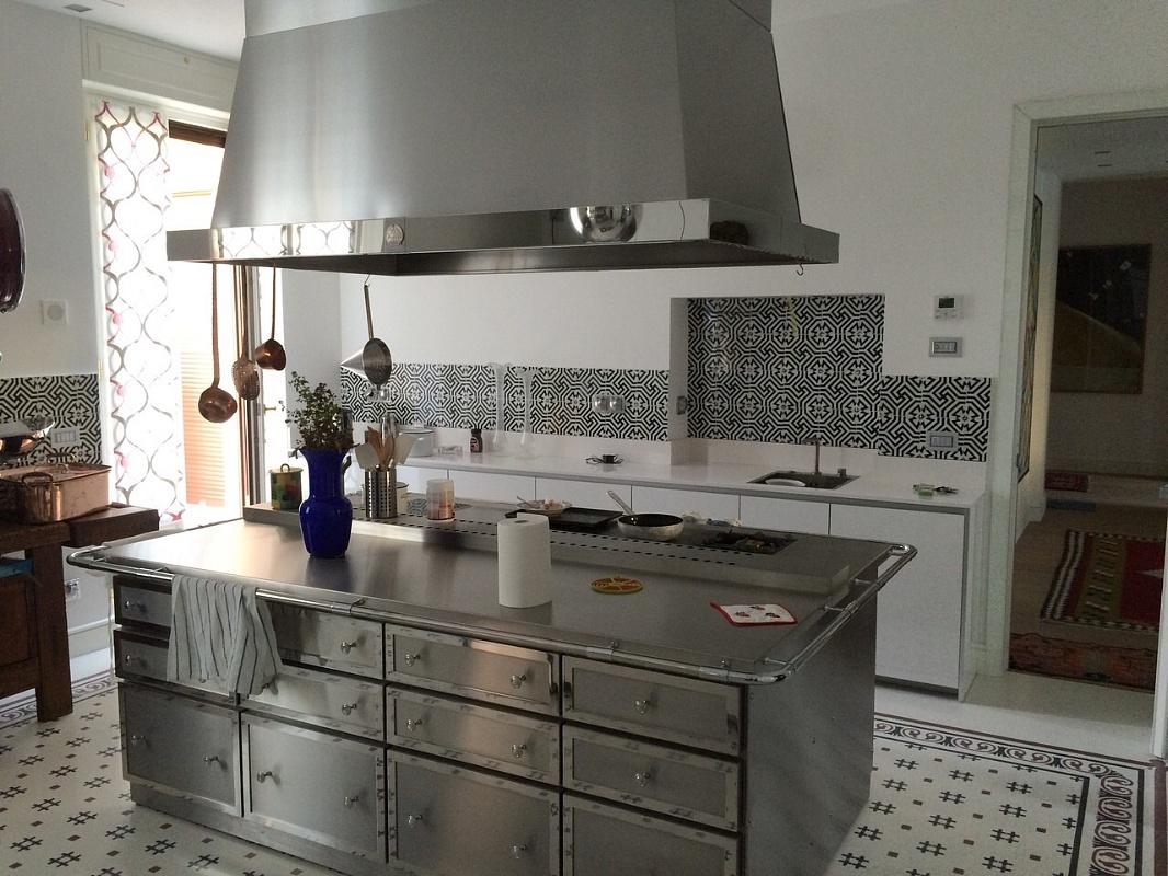 Cucina angolare ikea - Cementine cucina ...