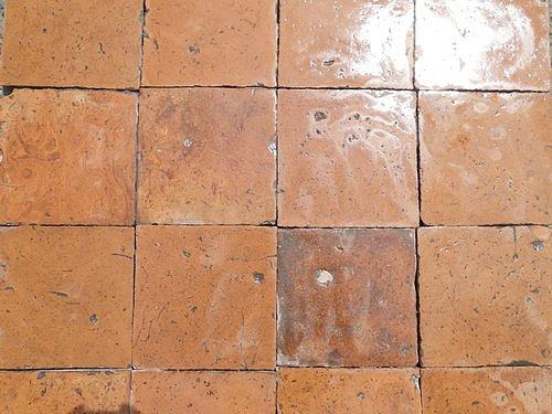 Pavimento antico texture: pavimento moderno texture in cotto con