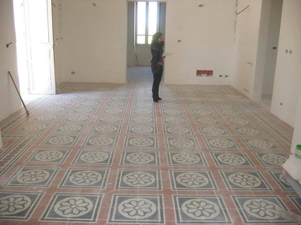 Tomasello benedetta pavimenti d 39 epoca graniglie for Case d epoca
