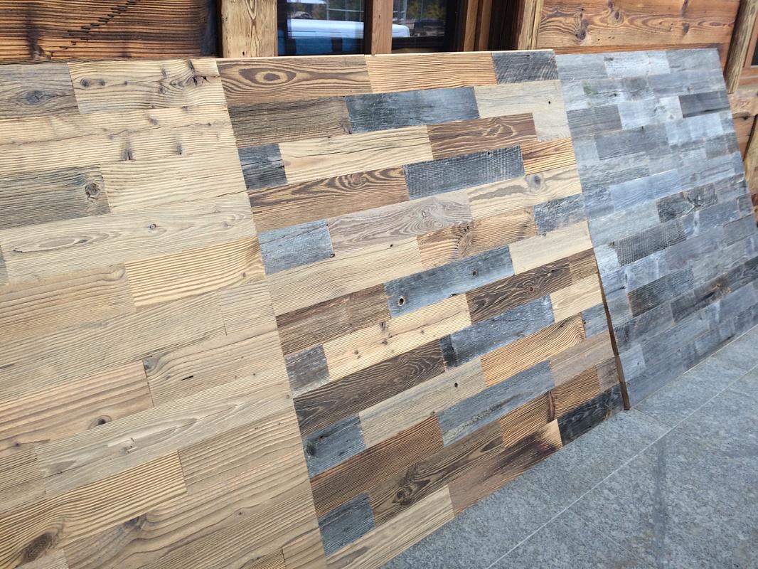 Skyway sas legnami antichi di recupero tavole bruciate - Tavole legno vecchio prezzi ...