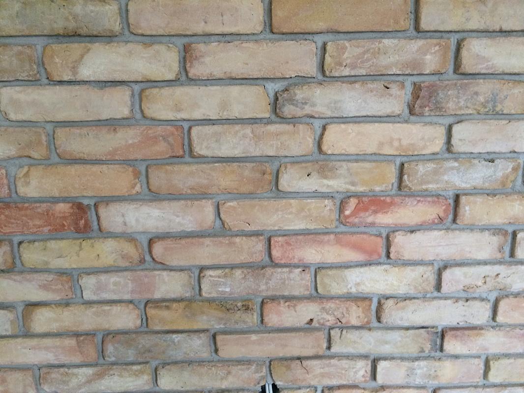 Skyway sas legnami antichi di recupero mattoncini - Mattoncini per rivestimento interno ...