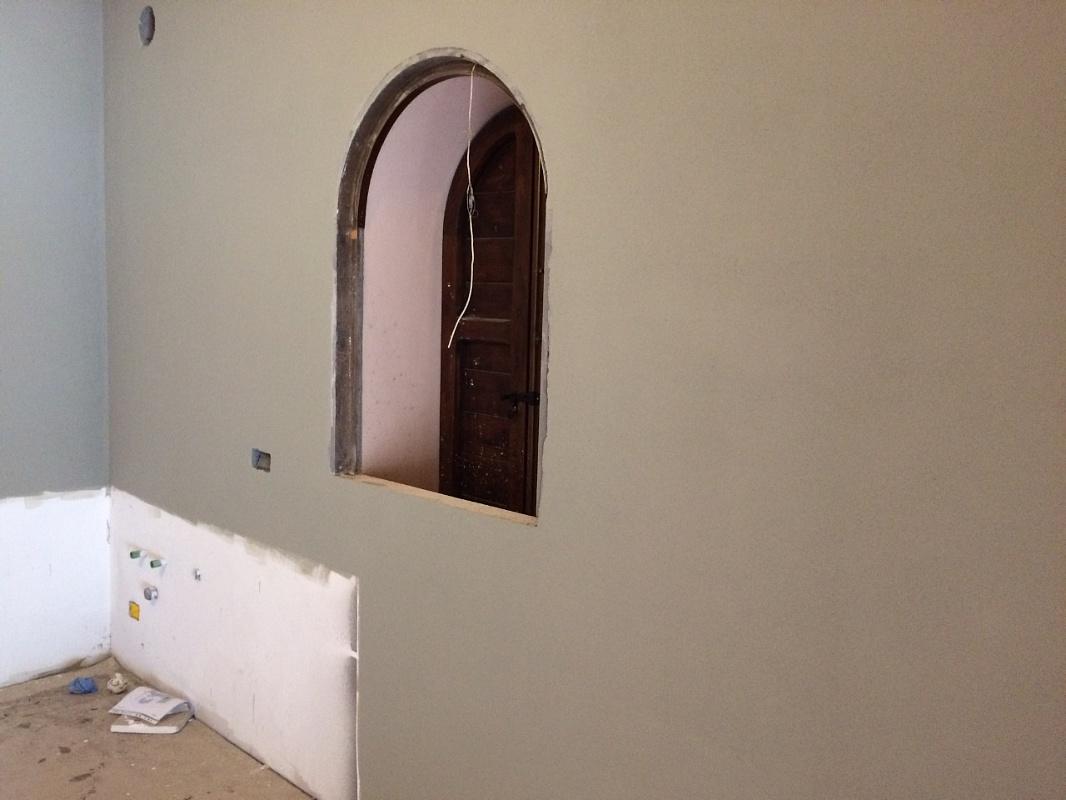Valex Parquet Livorno - Rivestimento a parete cucina con resina al ...