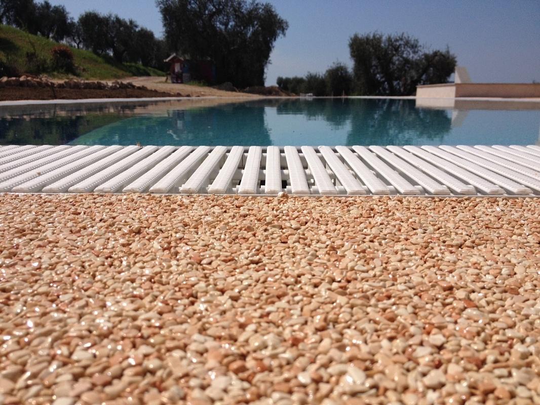 Valex parquet livorno resina drenante per esterno - Pavimento in resina per esterno ...