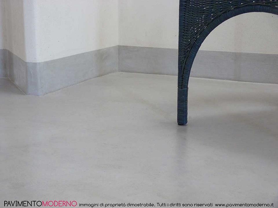 Pavimento moderno tadelakt moderno per pavimento for Pavimento interno moderno