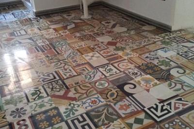 Tomasello benedetta prodotti e info - Pavimenti decorati ...