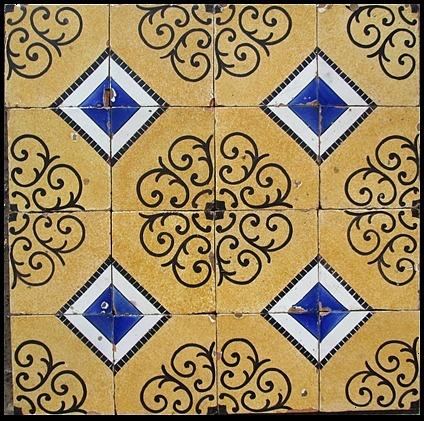 La riggiola pavimento antico di recupero - La riggiola piastrelle ...