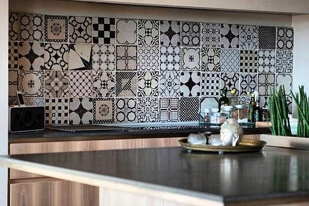 Rivestimenti cucina in campania - La riggiola piastrelle ...