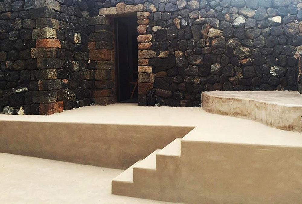 Pavimento moderno infinity outdoor il pavimento esterno continuo - Resine per terrazzi esterni ...