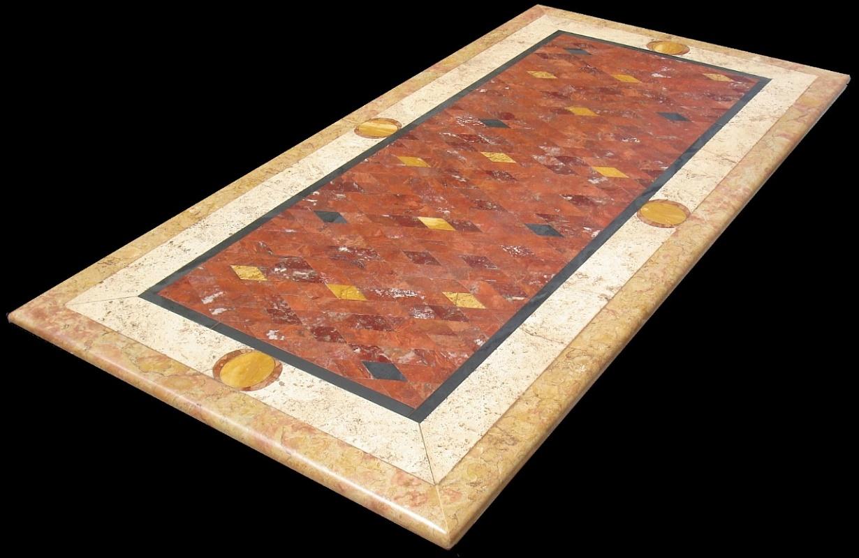 Tavolo Esterno Con Piastrelle : La bottega delle arti antiche pavimenti rivestimenti e tavoli