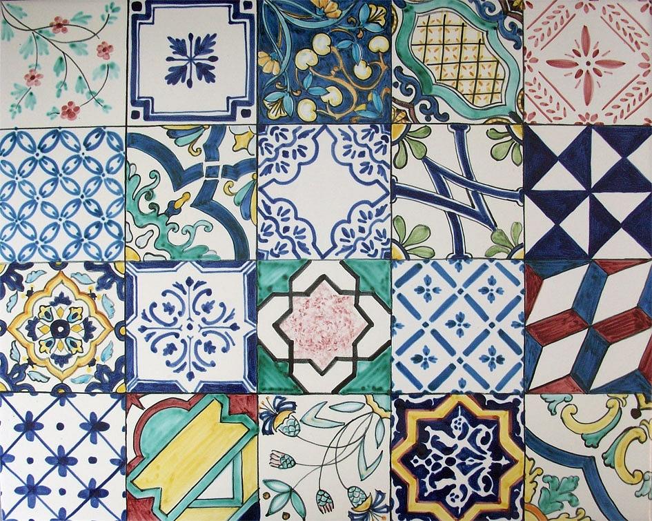 L 39 antica ceramica vietrese artigianale prodotti e info - Ceramiche di vietri piastrelle ...