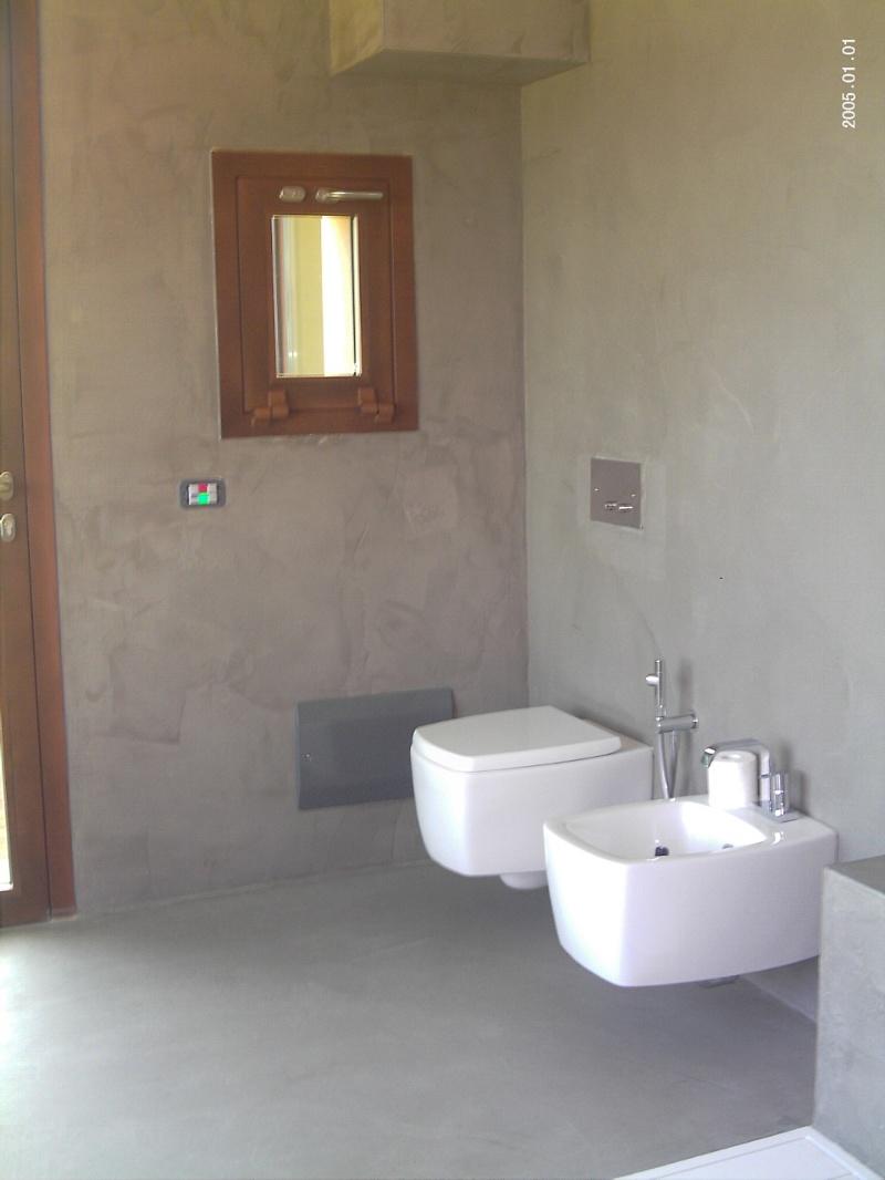 A d architetture d 39 interni prodotti e info - Rivestimento bagno resina ...