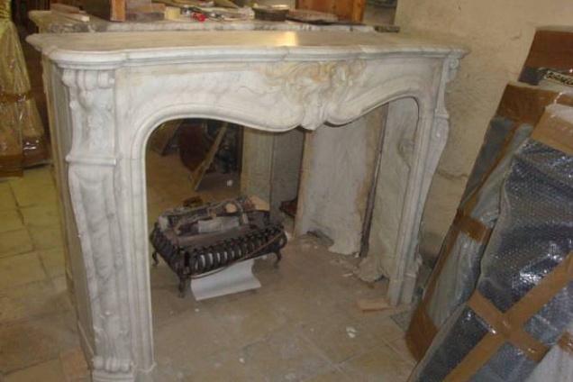Pavimenti di recupero e materiali per ristrutturazioni for Camini antichi legno
