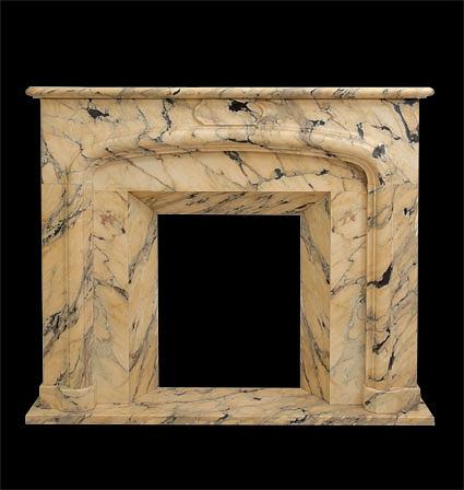 rivestimento camino in marmo : Rivestimento Camino In Marmo Rivestimento Camino Il Focolare La ...