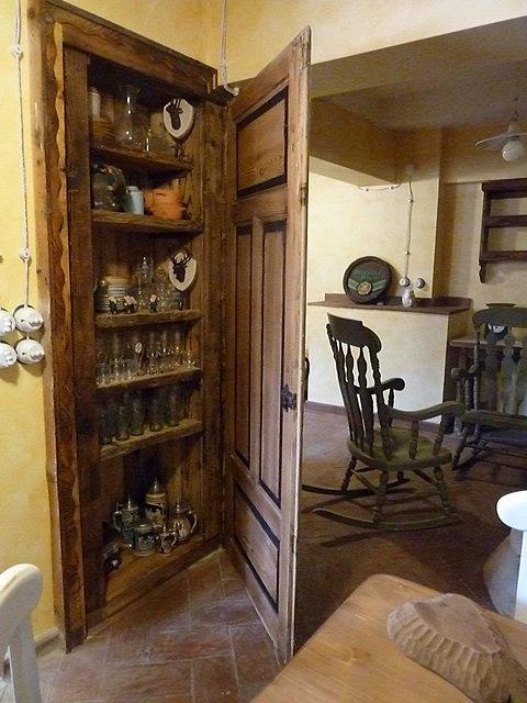 Legno antico mobili panche scale tavoli for Materiali per mobili
