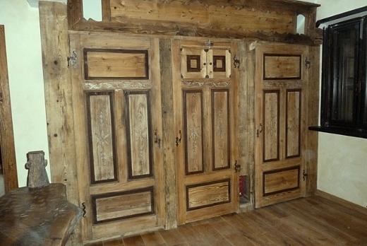 Legno antico porte tavoli mobili - Ristrutturazione mobili legno ...