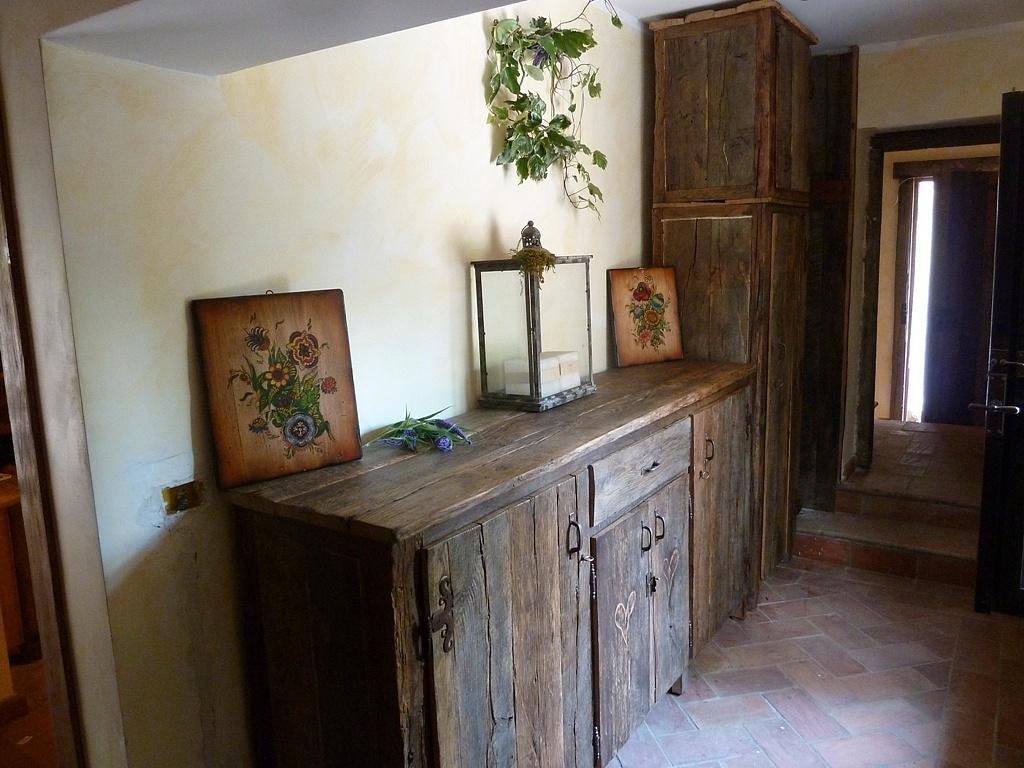Legno antico porte tavoli mobili - Mobili con legno di recupero ...