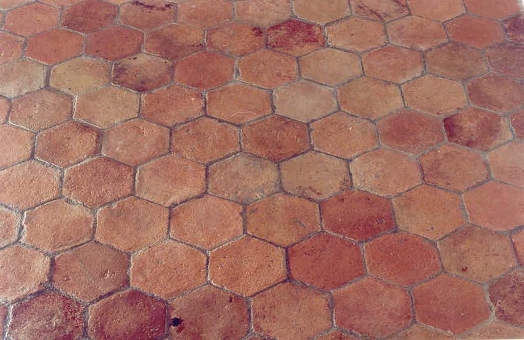 Sols interni di prestigio pavimento in cotto esagonale - Cotto per esterno prezzi ...