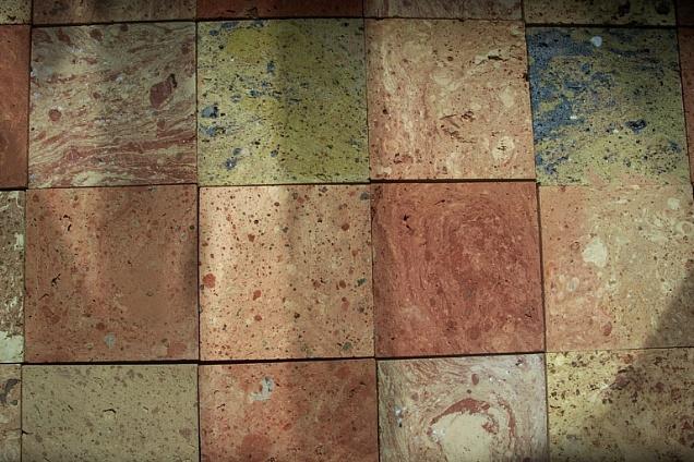 Pavimenti antichi di recupero