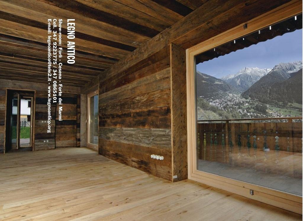 legno antico rivestimenti in anticho legno
