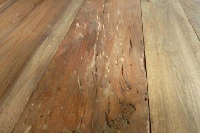 Pavimenti di recupero e materiali per ristrutturazioni pavimenti in legno parquet in forl - Tavole in legno per pavimenti ...