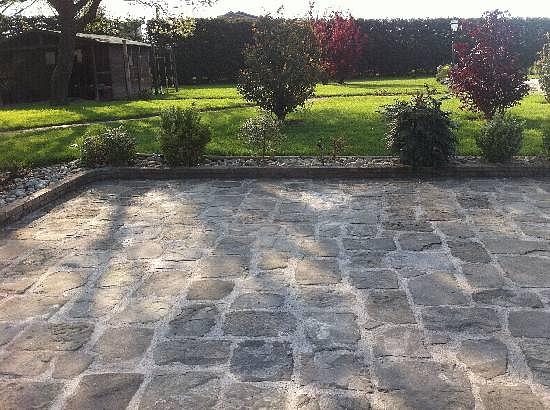 Lacole casa italiana srl pavimento in pietra antica 1 - Lacole casa italiana perugia ...