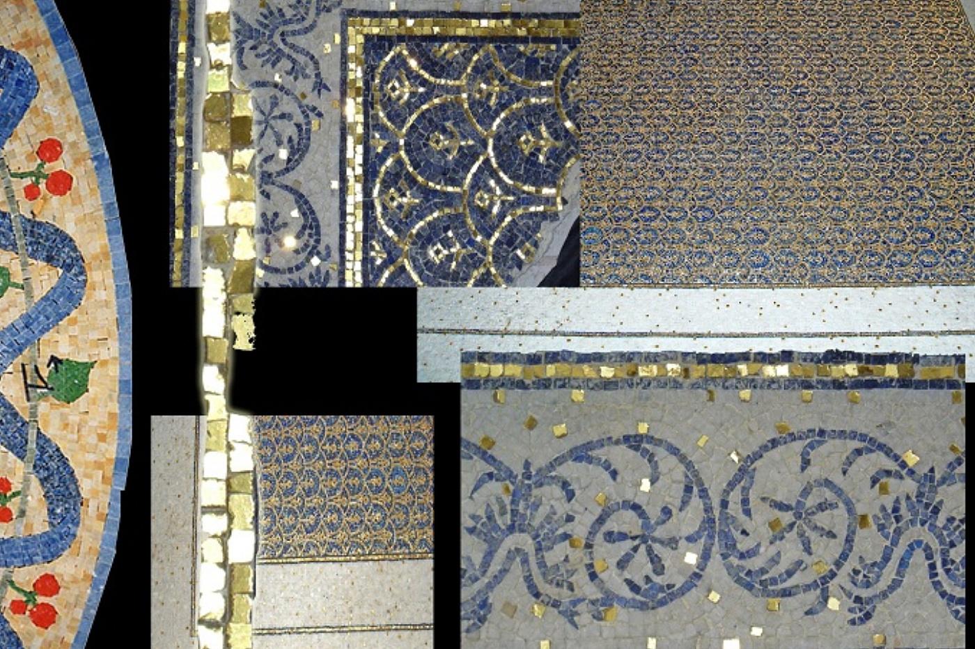 Sols interni di prestigio mosaici in marmo for Mosaici in marmo per pavimenti