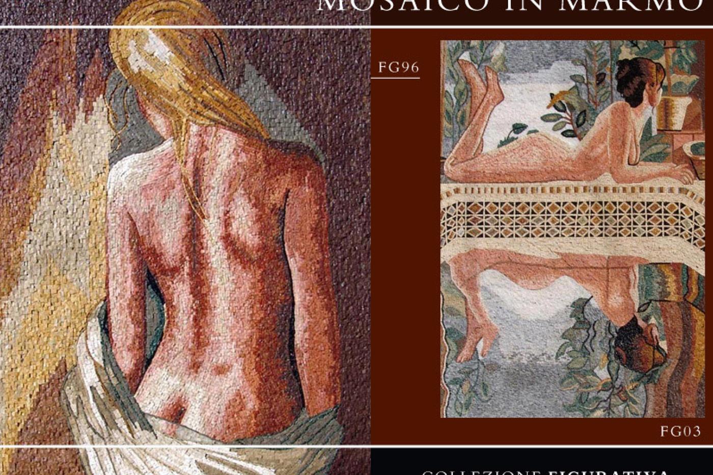 Gaiardoni piergiorgio mosaici in marmo for Mosaici in marmo per pavimenti