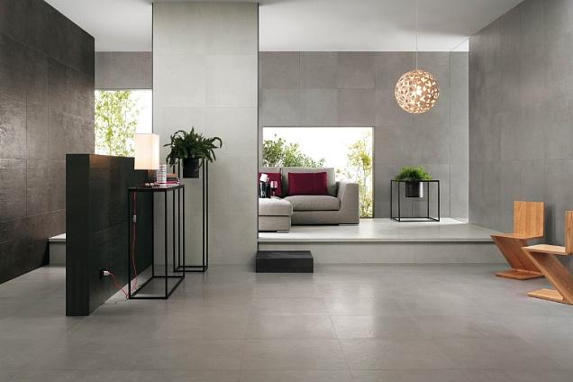 Spinazza C Snc Centro Ceramiche Arredobagno.Casa Moderna Roma Italy Pavimenti Grigio