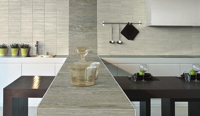 Pavimenti in legno per cucina excellent design rustico della