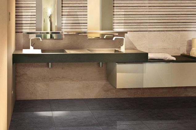pavimenti in ceramica rettangolare