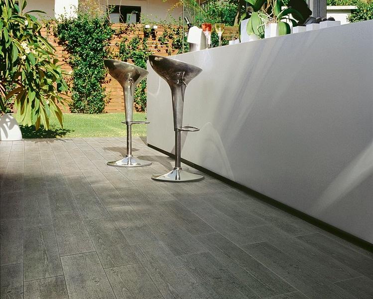 Ceramiche sassuolo sm di sacchi marco gres porcellanato - Gres porcellanato effetto legno da esterno ...