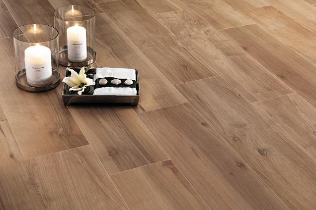 Pavimenti in ceramica effetto legno - Piastrelle tipo legno ...