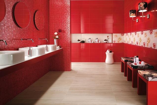 In Ceramica Colore Rosso Potabile Tazza Con Manico A Forma Di Cuore ...