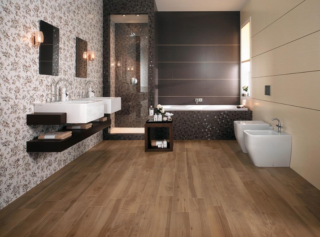 Atlas concorde magnifique - Bagno pavimento legno ...