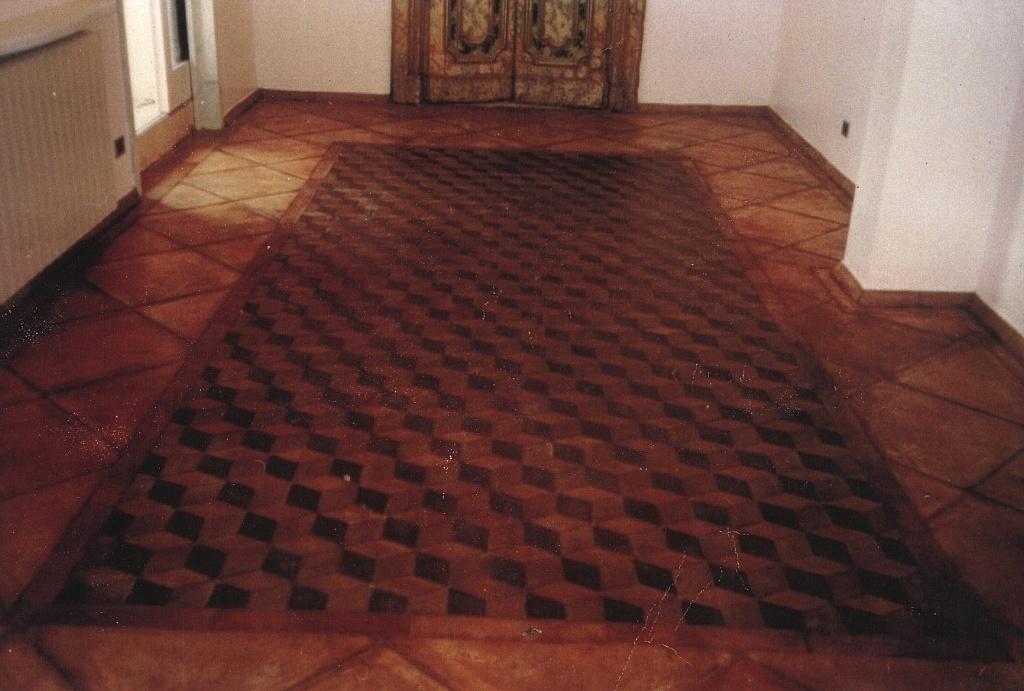 Sols interni di prestigio pavimenti in cotto fatto a for Pavimenti in cotto