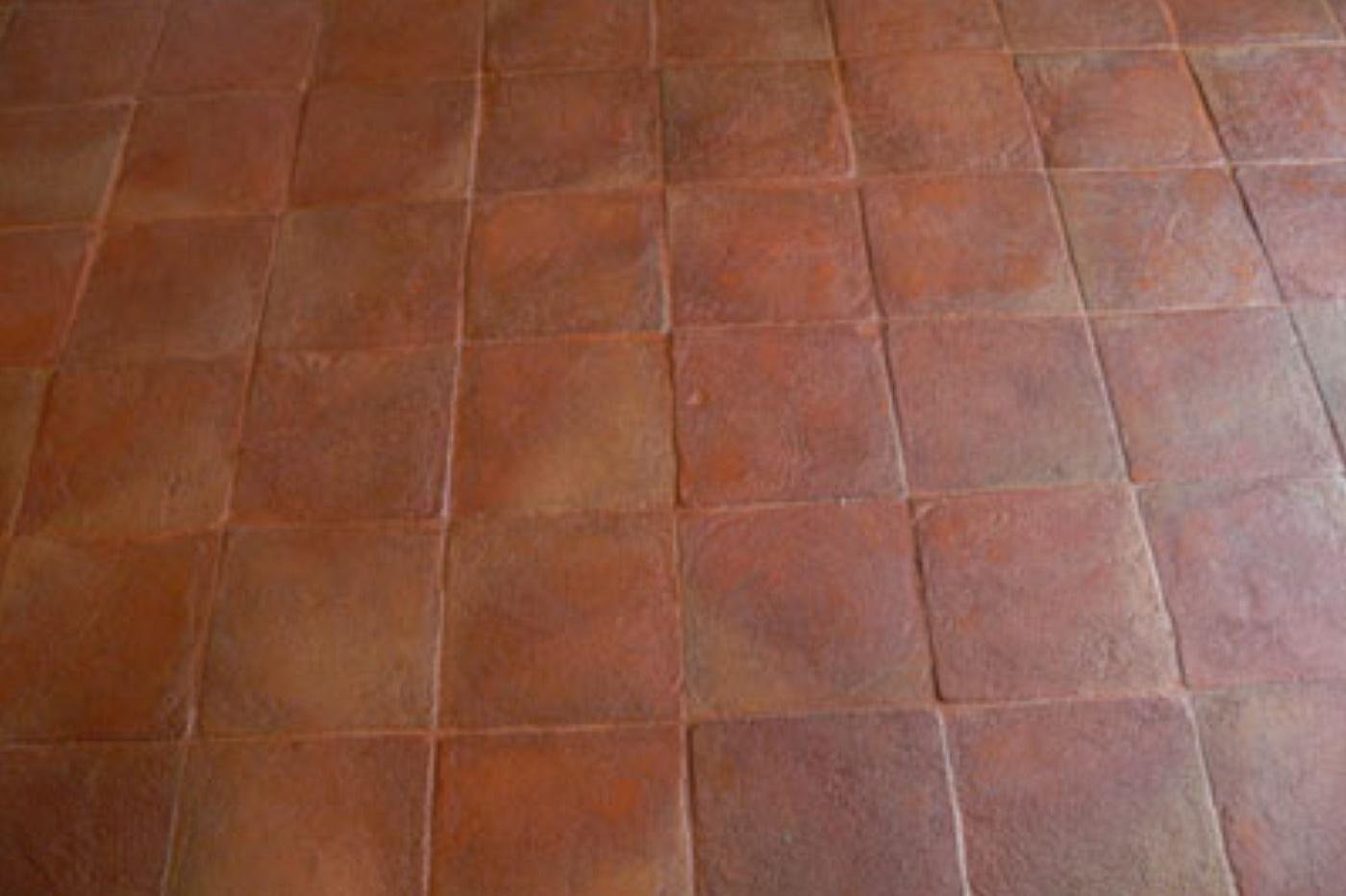 Pietrantica di paolo virano pavimento in cotto for Pavimenti in cotto