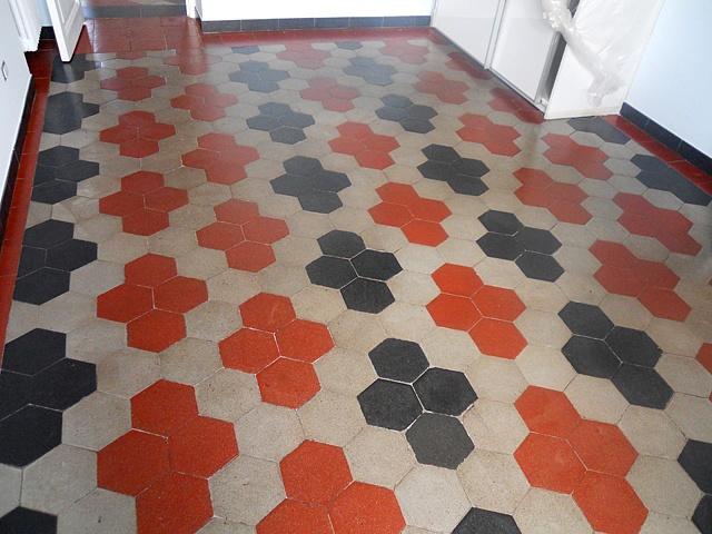 Floor Treatment - Pavimenti in cementine: recupero e ...