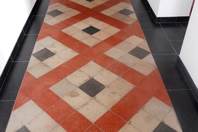 Pavimenti in graniglia cementine seminato veneziano for Cementine liberty