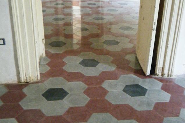 pavimenti in graniglia cementine seminato veneziano