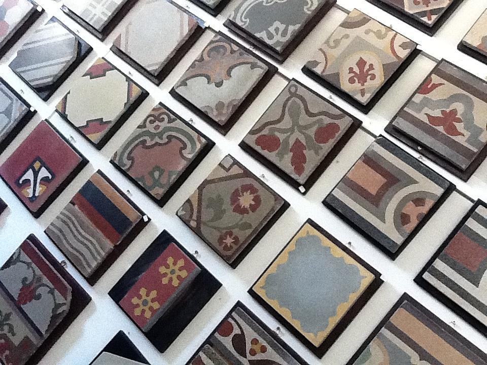 Le cementine piastrelle decorate in gres porcellanato fratelli